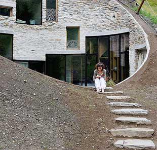 Concrete Underground Homes