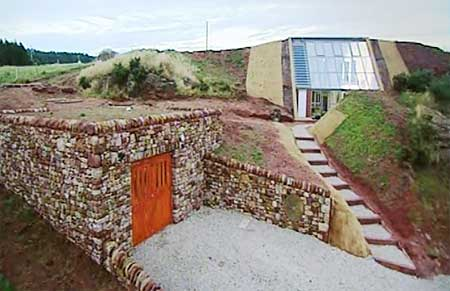 Underground home designs Underground home plans designs